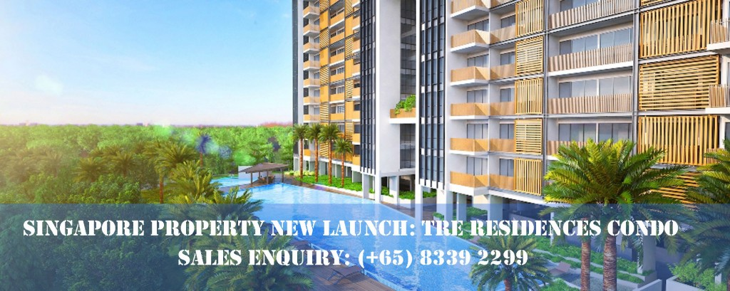 buy tre residence | book tre residences - Tre Residences Launch Singapore Property