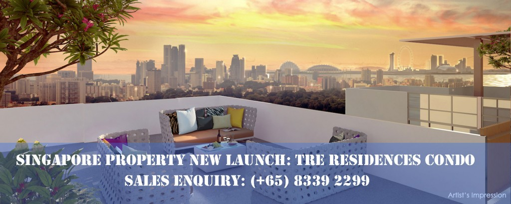 Tre Residences Amenities: buy tre residences | book condo singapore