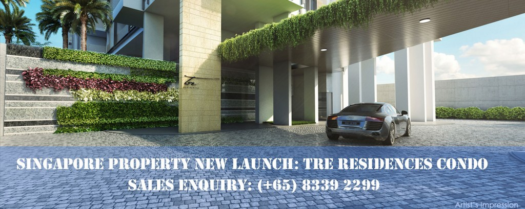 New Condo Launch Near Paya Lebar: book tre residences | buy tre residences | tre residences launch